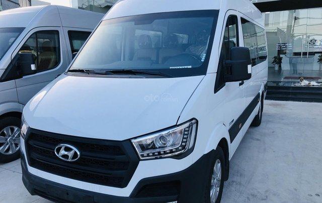 Hyundai Solati hỗ trợ trả góp lên đến 80% giá trị xe0