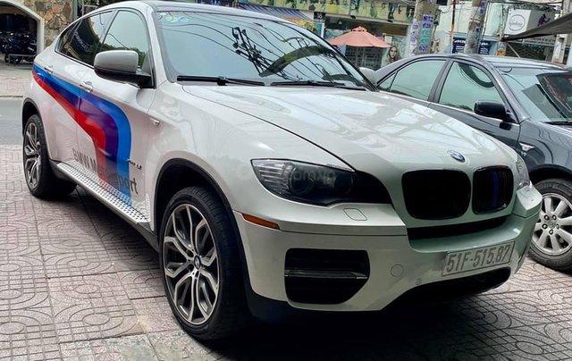 Bán BMW X6 ĐK 12/2009, xe nhập0