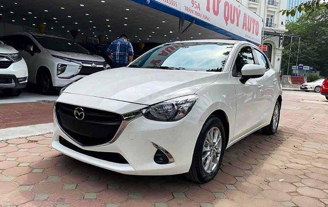 Bán Mazda 2 năm sản xuất 2019, màu trắng, nhập khẩu Thái Lan0