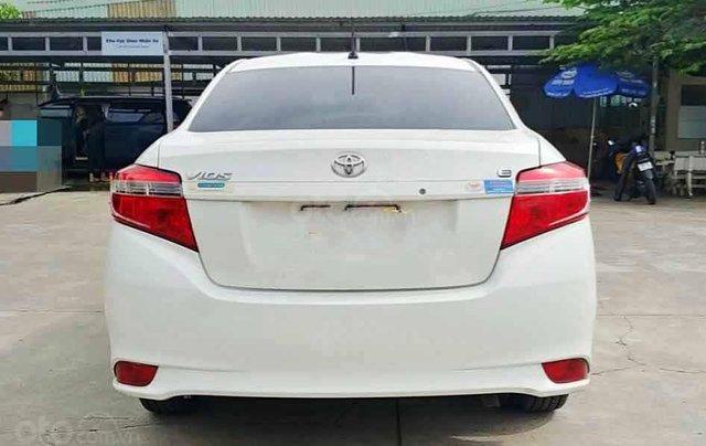 Bán ô tô Toyota Vios năm 2016, màu trắng, số tự động1