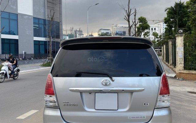 Chính chủ bán Toyota Innova G 2009, màu bạc, biển Hà Nội3
