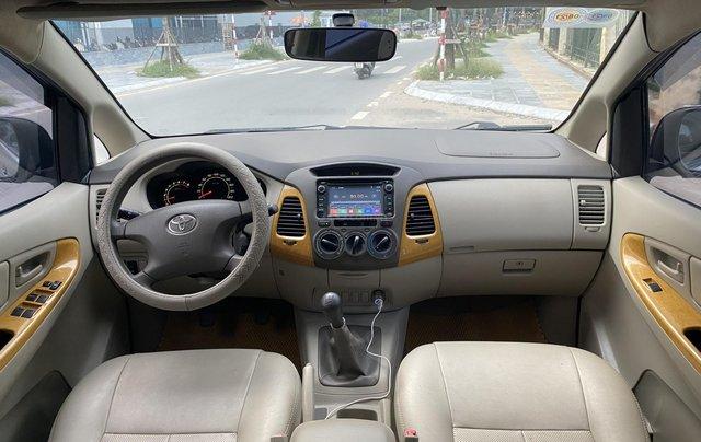 Chính chủ bán Toyota Innova G 2009, màu bạc, biển Hà Nội7