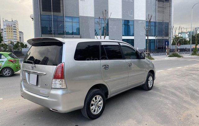 Chính chủ bán Toyota Innova G 2009, màu bạc, biển Hà Nội5