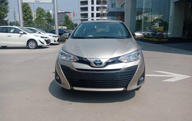 Toyota Vios 1.5E MT 2020 giá cực tốt, nhiều ưu đãi, sẵn màu giao ngay1
