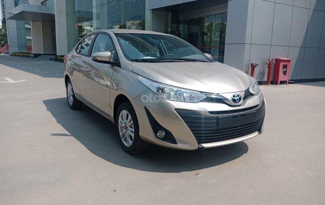 Toyota Vios 1.5E MT 2020 giá cực tốt, nhiều ưu đãi, sẵn màu giao ngay0