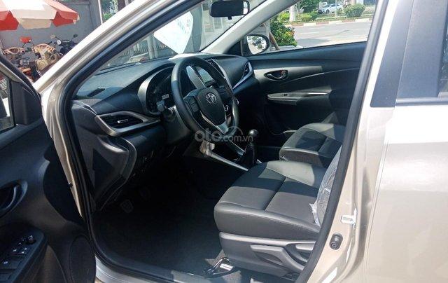 Toyota Vios 1.5E MT 2020 giá cực tốt, nhiều ưu đãi, sẵn màu giao ngay9