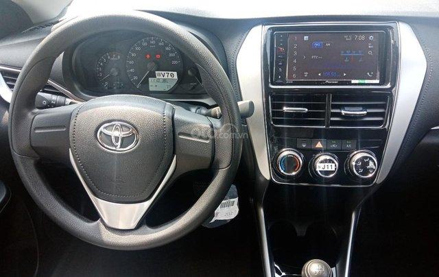 Toyota Vios 1.5E MT 2020 giá cực tốt, nhiều ưu đãi, sẵn màu giao ngay7