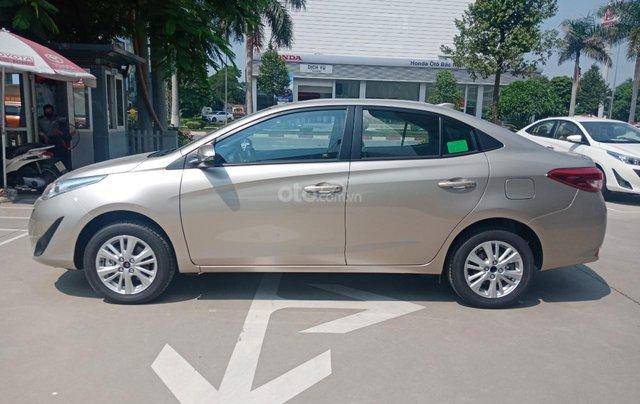 Toyota Vios 1.5E MT 2020 giá cực tốt, nhiều ưu đãi, sẵn màu giao ngay2