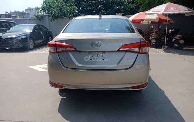 Toyota Vios 1.5E MT 2020 giá cực tốt, nhiều ưu đãi, sẵn màu giao ngay3
