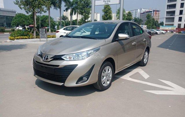 Toyota Vios 1.5E MT 2020 giá cực tốt, nhiều ưu đãi, sẵn màu giao ngay5