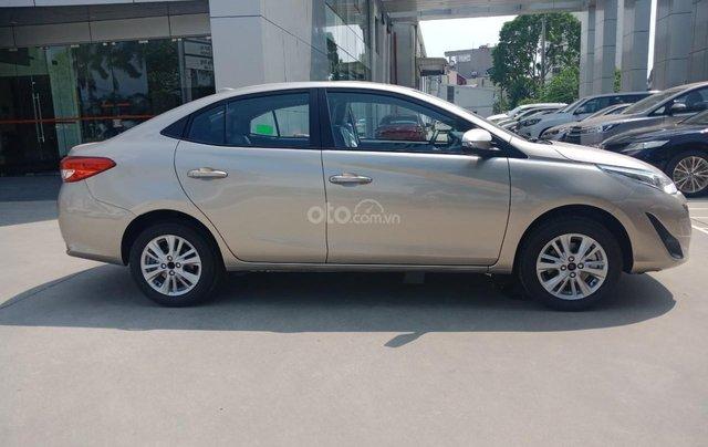 Toyota Vios 1.5E MT 2020 giá cực tốt, nhiều ưu đãi, sẵn màu giao ngay4