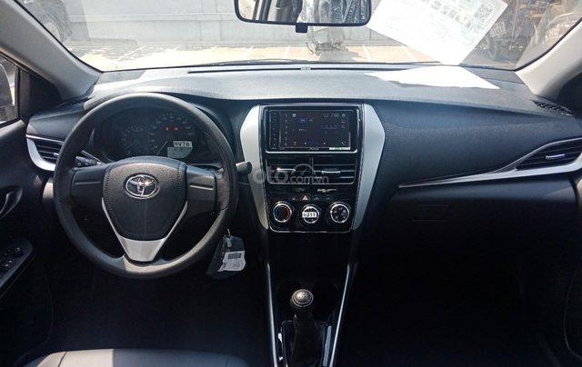 Toyota Vios 1.5E MT 2020 giá cực tốt, nhiều ưu đãi, sẵn màu giao ngay8