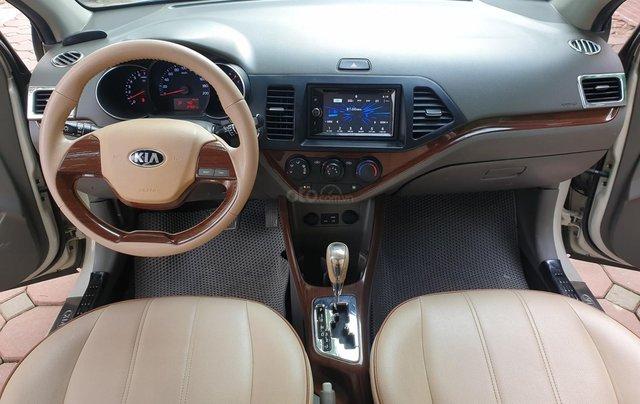 Cần bán lại với giá thấp chiếc Hyundai Grand i10 sản xuất năm 2017, xe chính chủ còn mới8