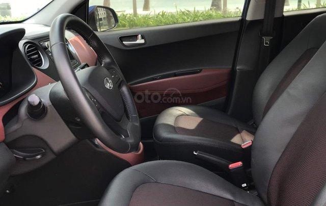 Hỗ trợ mua xe giá thấp với chiếc Hyundai Grand i10 đời 2018, xe còn mới, chạy ít8