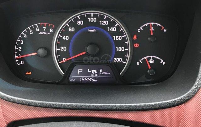 Hỗ trợ mua xe giá thấp với chiếc Hyundai Grand i10 đời 2018, xe còn mới, chạy ít13