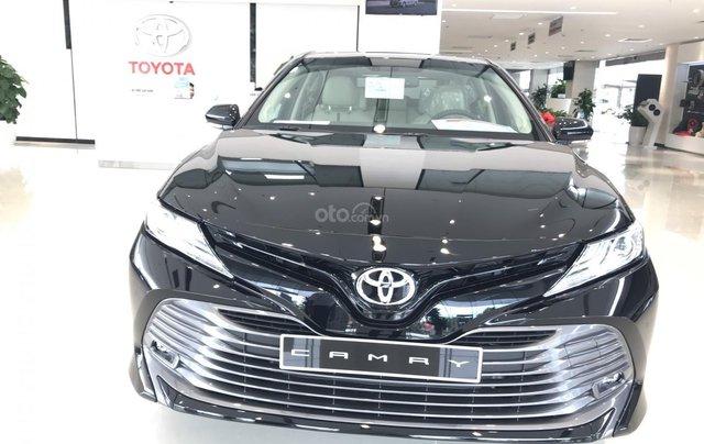 Toyota Camry 2020 giá khuyến mãi cực khủng, nhận ngay ưu đãi lên đến 25 triệu - giao hàng liền tay5