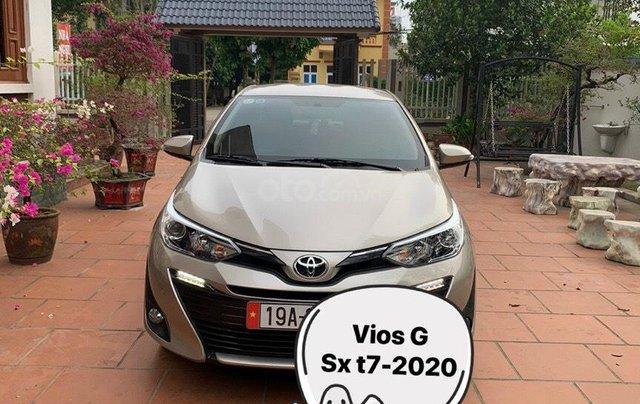 Toyota Vios G SX T7-2020. Giá tốt liên hệ ngay0