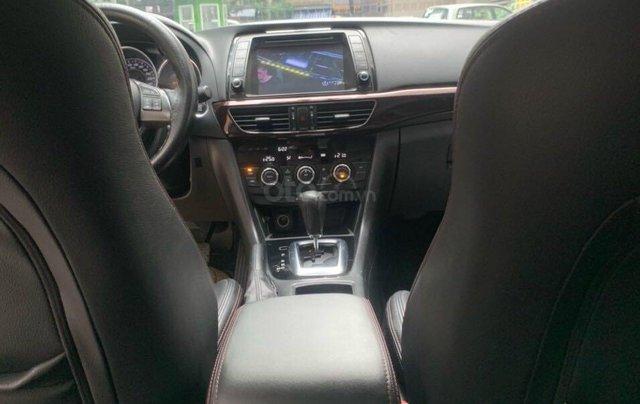 Cần bán Mazda 6 Premium SX 2016 AT, màu trắng, máy nguyên, tư nhân chính chủ9