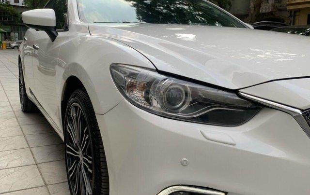 Cần bán Mazda 6 Premium SX 2016 AT, màu trắng, máy nguyên, tư nhân chính chủ2