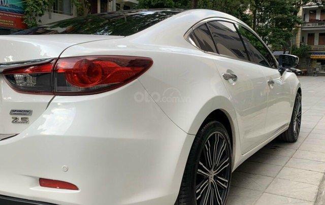 Cần bán Mazda 6 Premium SX 2016 AT, màu trắng, máy nguyên, tư nhân chính chủ5