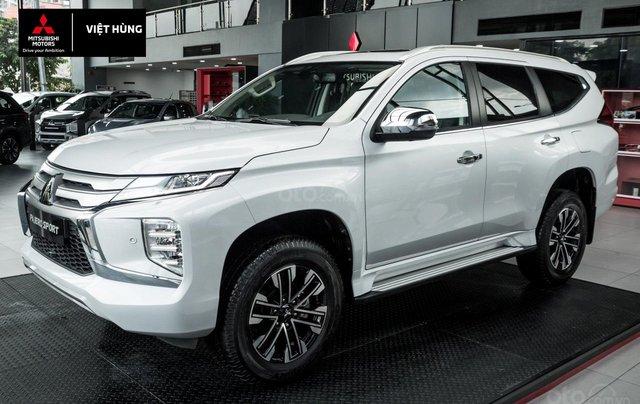 Mitsubishi Pajero Sport 2.4AT sản xuất 2020, nhập khẩu nguyên chiếc, giá tốt nhất miền Bắc2