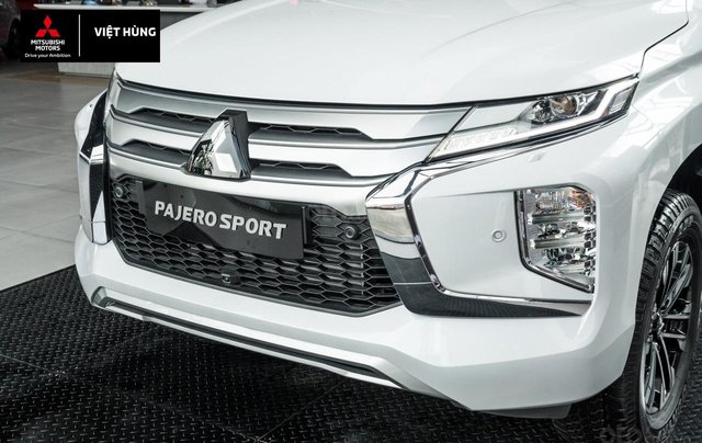 Mitsubishi Pajero Sport 2.4AT sản xuất 2020, nhập khẩu nguyên chiếc, giá tốt nhất miền Bắc1