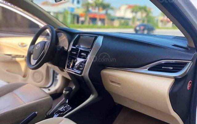 Xe Toyota Vios năm sản xuất 2019, màu trắng còn mới, giá tốt3