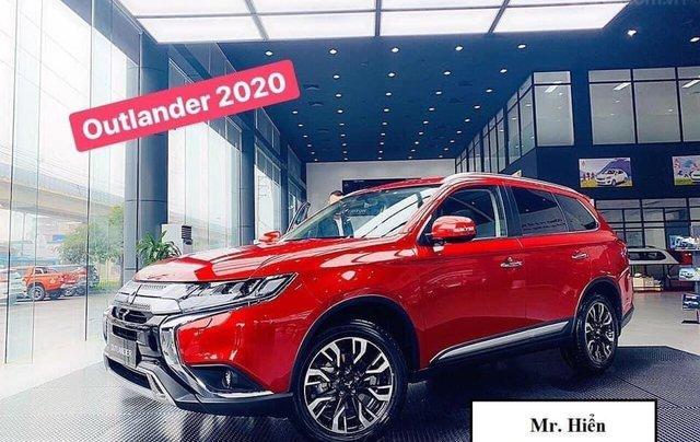 Mitsubishi Outlander 2020, khuyến mãi cực khủng - đủ màu giao ngay - Giá tốt nhất miền Bắc - 07052486663