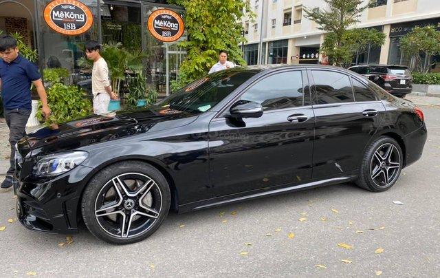 Siêu lướt bán Mercedes C300 AMG 2019 siêu lướt, mới lăn bánh 9.000km, mới 99.9%, tiết kiệm được mấy trăm triệu, biển TP1