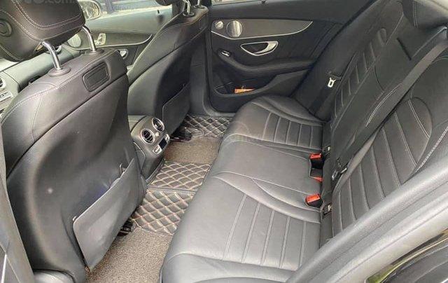 Siêu lướt bán Mercedes C300 AMG 2019 siêu lướt, mới lăn bánh 9.000km, mới 99.9%, tiết kiệm được mấy trăm triệu, biển TP8