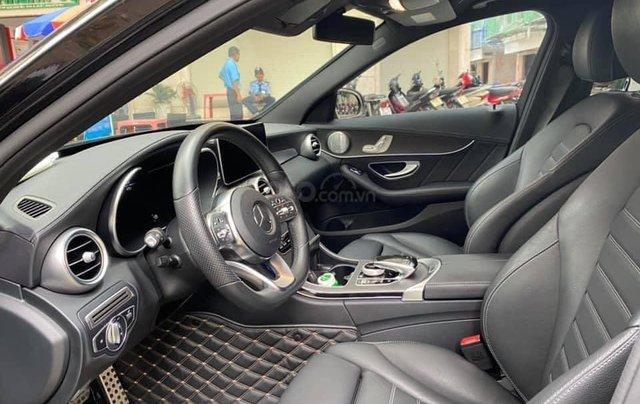 Siêu lướt bán Mercedes C300 AMG 2019 siêu lướt, mới lăn bánh 9.000km, mới 99.9%, tiết kiệm được mấy trăm triệu, biển TP5