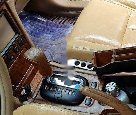 Bán Daewoo Magnus đời 2004, màu đen, xe nhập, giá 115tr3