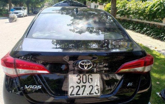 Bán Toyota Vios E 2018, số tự động, màu đen, giá tốt 465 triệu0