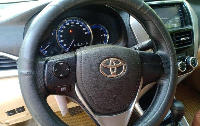 Bán Toyota Vios E 2018, số tự động, màu đen, giá tốt 465 triệu1
