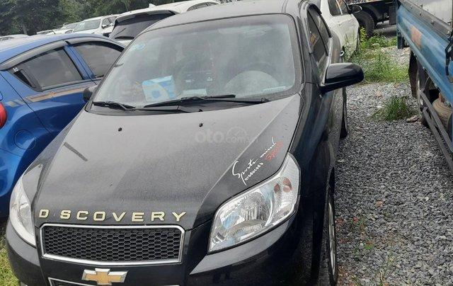 Ngân hàng phát mại tài sản xe ô tô Chevrolet Aveo số sàn 20181