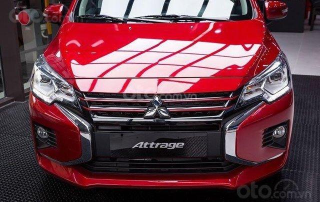 Bán xe Mitsubishi Attrage 2020 mới giá hỗ trợ thuế trước bạ siêu hấp dẫn, chỉ 140 triệu lấy xe, đủ màu sẵn xe giao ngay3