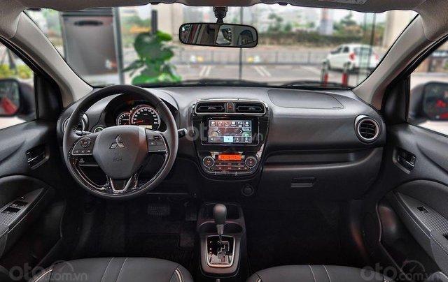 Bán xe Mitsubishi Attrage 2020 mới giá hỗ trợ thuế trước bạ siêu hấp dẫn, chỉ 140 triệu lấy xe, đủ màu sẵn xe giao ngay5