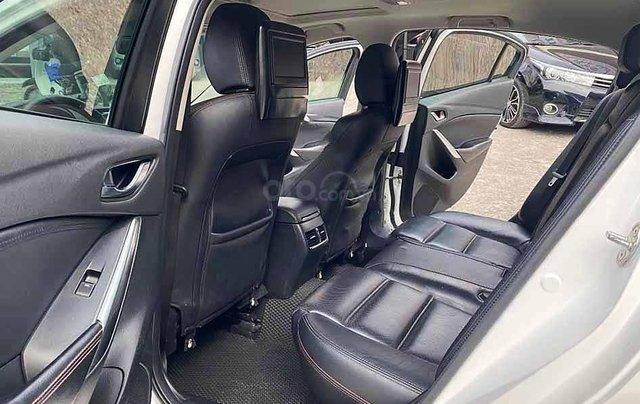 Bán xe Mazda 6 sản xuất năm 2015, màu trắng còn mới, giá tốt3