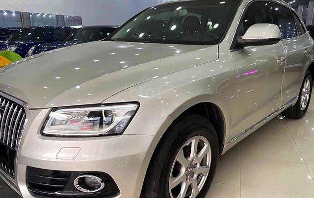 Cần bán Audi Q5 năm sản xuất 2015, nhập khẩu còn mới0