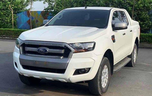 Cần bán Ford Ranger sản xuất năm 2015, màu trắng, nhập khẩu còn mới, giá tốt1
