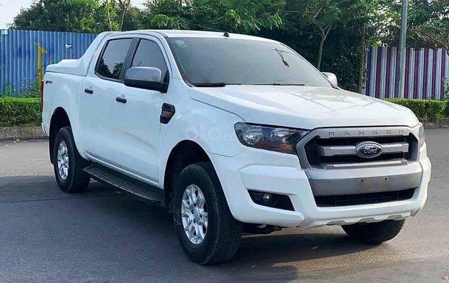 Cần bán Ford Ranger sản xuất năm 2015, màu trắng, nhập khẩu còn mới, giá tốt0