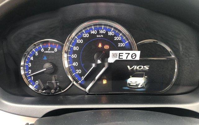 Bán Toyota Vios sản xuất 2020, màu trắng3