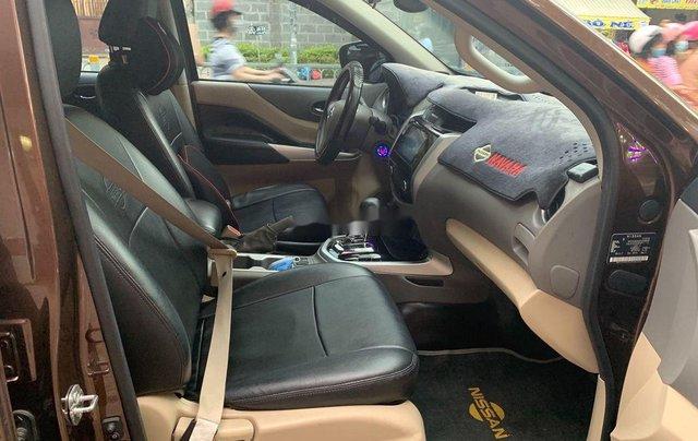 Cần bán xe Nissan Navara đời 2018, màu nâu, xe nhập chính chủ6