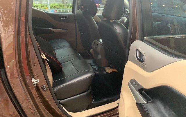 Cần bán xe Nissan Navara đời 2018, màu nâu, xe nhập chính chủ7