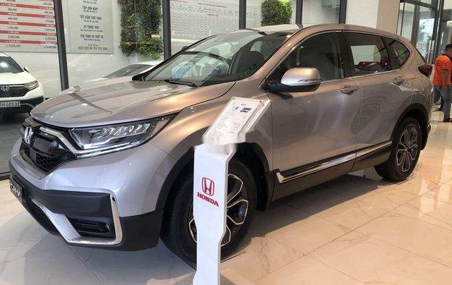 Bán ô tô Honda CR V năm sản xuất 2021, màu xám8