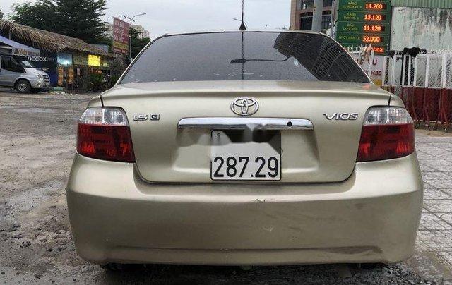 Bán Toyota Vios sản xuất năm 2005 còn mới, giá tốt1