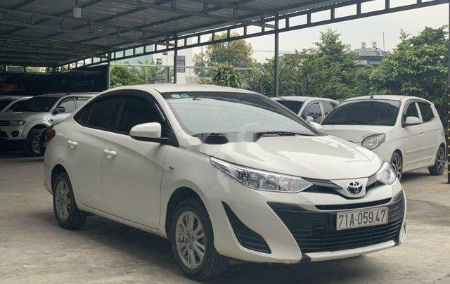 Cần bán Toyota Vios năm 2018 còn mới, 415tr2