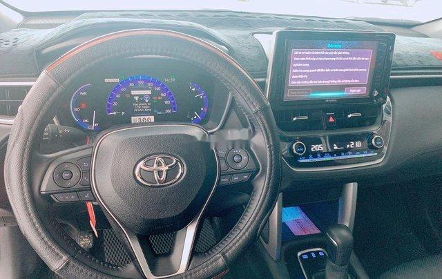Bán Toyota Corolla Cross đời 2020, màu đỏ, nhập khẩu5