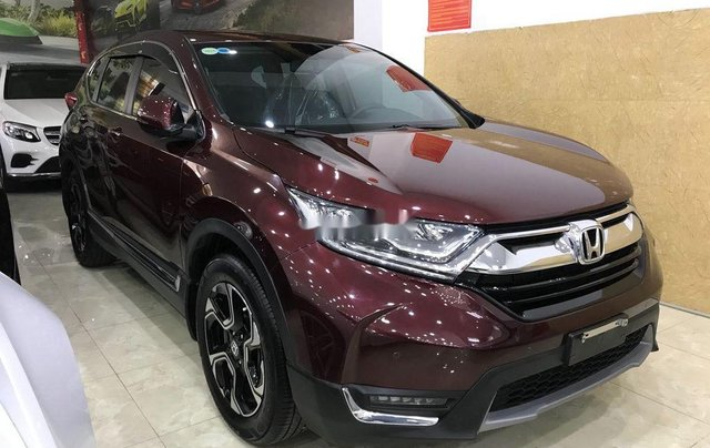 Bán Honda CR V 1.5L năm 2019, màu đỏ2