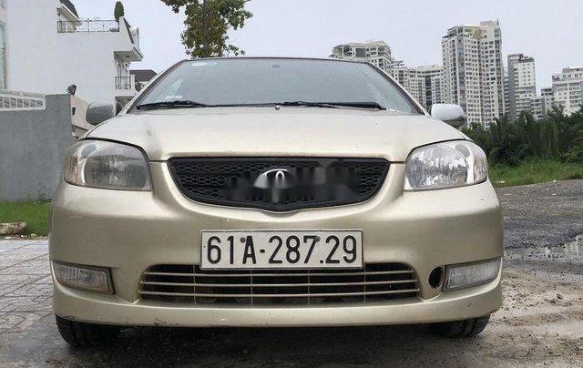 Bán Toyota Vios sản xuất năm 2005 còn mới, giá tốt3